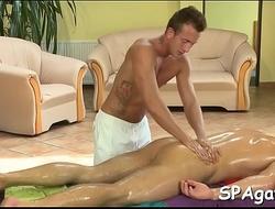 Stirring a lusty 10-pounder