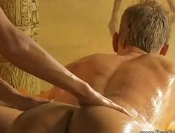 Turkish Massage MILF From Asia