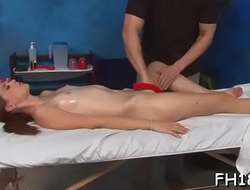 Hot massage movie