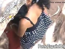 Los pillan con la prima y los graban a escondida PornoEspa&ntilde_olOnline.com