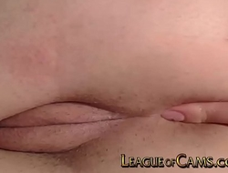 Young Pussy Up Close