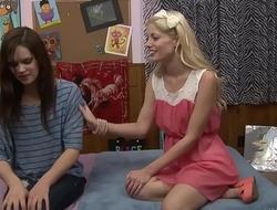 Charlotte Stokely and her mom'_s lesbian partner - Girlfriendsfilms