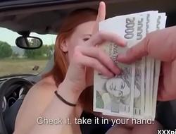 Public Pickups - Czech Teen Amateur Fucks For Cash 23