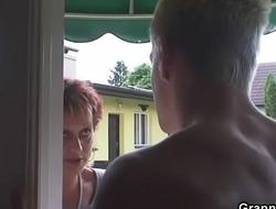 He screws neighbour granny