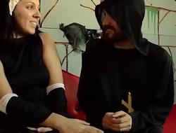 Hot monk and nun doing hard sex  IV 034
