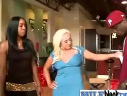 Gorgeous Hot Slut Milf (serena marcus) Banged By Big Hard Long Black Cock vid-27