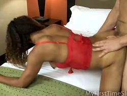 Sandy'_s First Porno