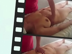 Hotwife mexicana recibe masaje. Twiter @jyrswmx o @lindaxxxback