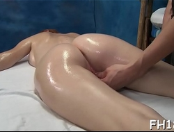Large dick in her dark hole