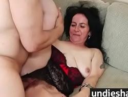When Hairy Met Pussy 9