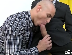 Salacious 10-pounder sucking session